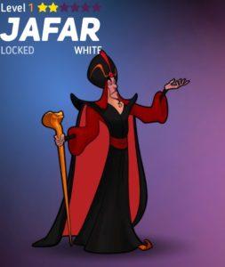 Disney Heroes to 10 heroes Jafar