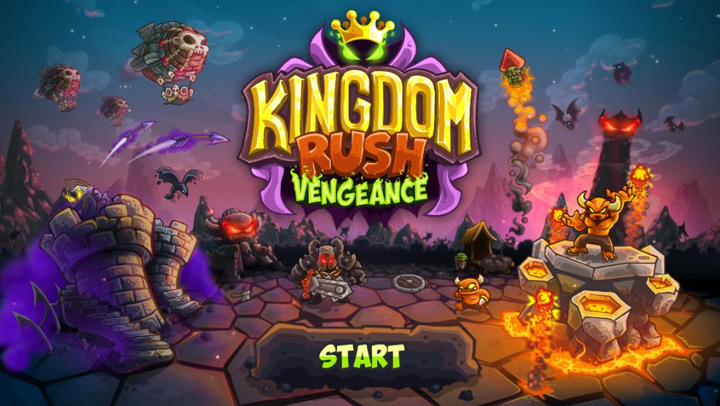 Ironhide Games Studio Kingdom Rush Vengeance