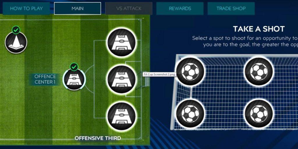 FIFA Mobile 20 Emirates FA Cup