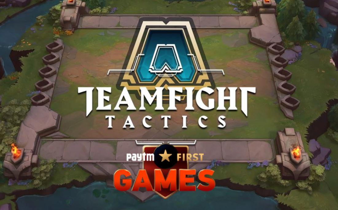 teamfight tactics tournament, tft tournament, paytm first tft tournament