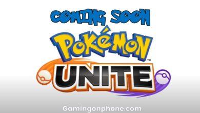 pokemon unite, pokemon unite release