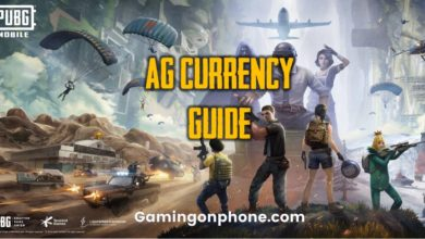 PUBG Mobile AG currency guide