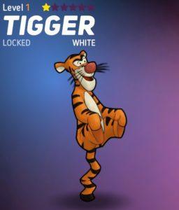 Tigger Disney Heroes