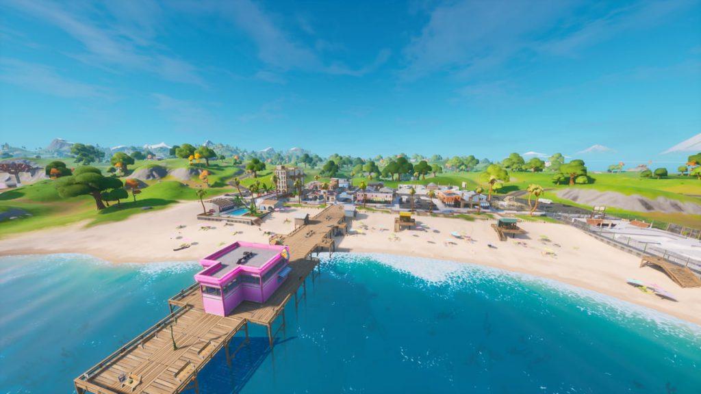 Best loot locations in Fortnite Mobile season 3, Best Landing places in Fortnite Mobile season 3, Sweaty Sands in Fortnite
