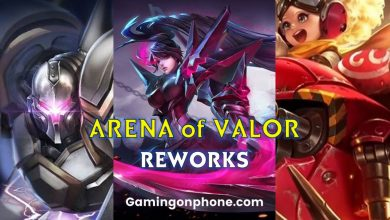 Photo of Arena of Valor: Major reworks leaked from Vietnamese test server