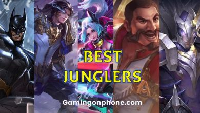 Photo of Arena of Valor: 5 Best Junglers you should pick to get out of low elo