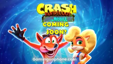 Crash Bandicoot Mobile