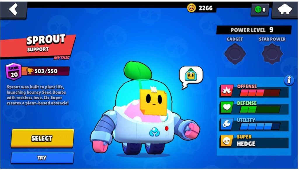 Brawl stars brawl ball