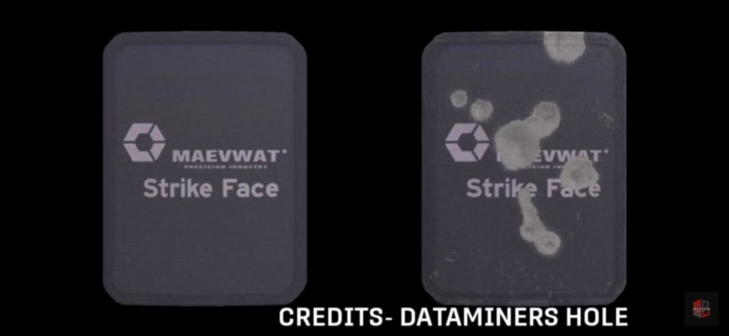 Armor plates