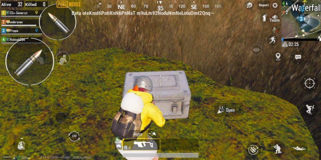 PUBG Mobile livik map features Super Crate
