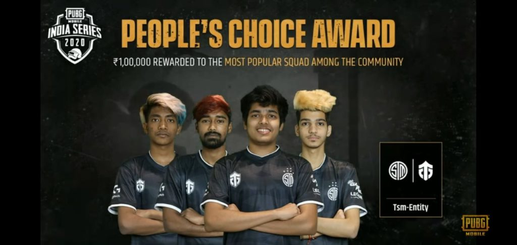 PMIS 2020 Finals people's choice