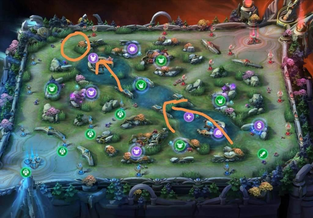 Mobile Legends Ling Guide Mid Game