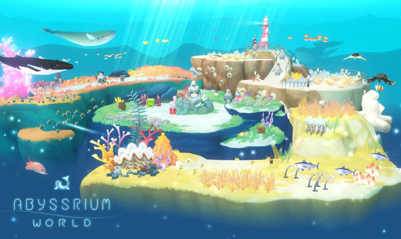 abyssrium world: tap tap fish, abyssrium world