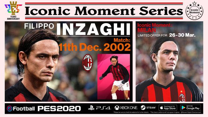 AC Milan Iconic Moments