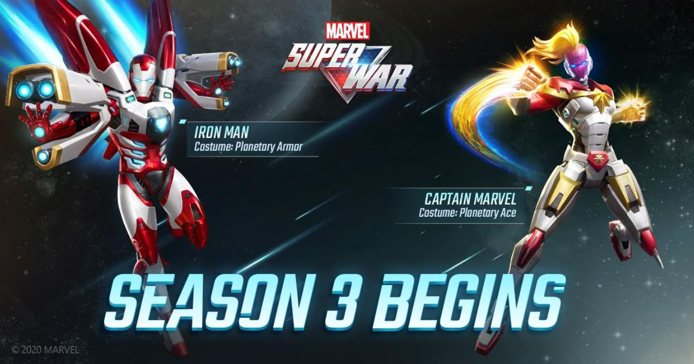 marvel super war season 3, msw