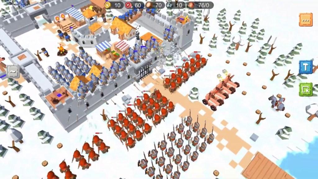 Siege Up