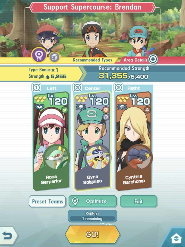 Pokemon Masters Beginners Guide sync pairs