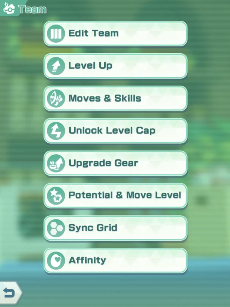 Pokemon Masters Beginners Guide sync pair upgrade