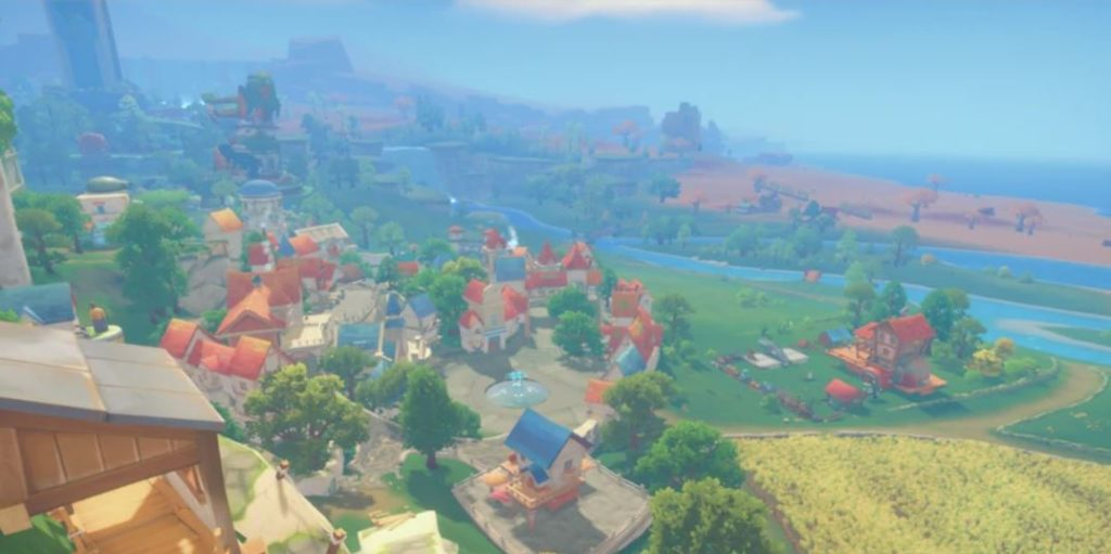 My Time at Portia coming to mobile: Portia City