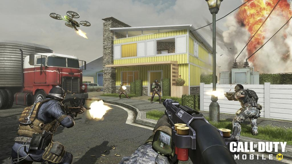 Call of Duty: Mobile debuts as free-to-play game on Android and ...