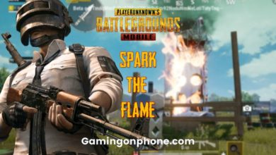 PUBG Mobile Spark the Flame