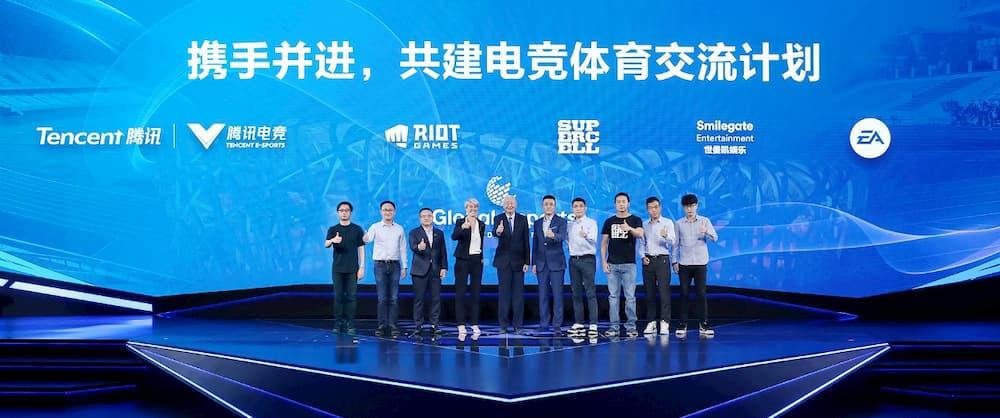 #WorldConnected Global eSports Summit 2020