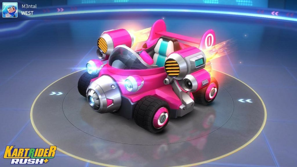 best karts for item races in KartRider Rush+
