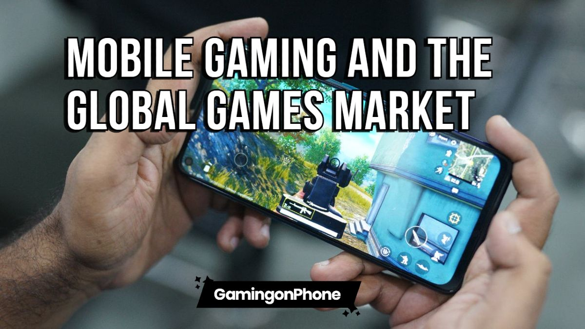 Mobile Gaming and the Global Games Market