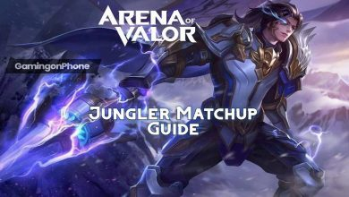 Photo of Arena of Valor Jungler Matchup Guide 2020