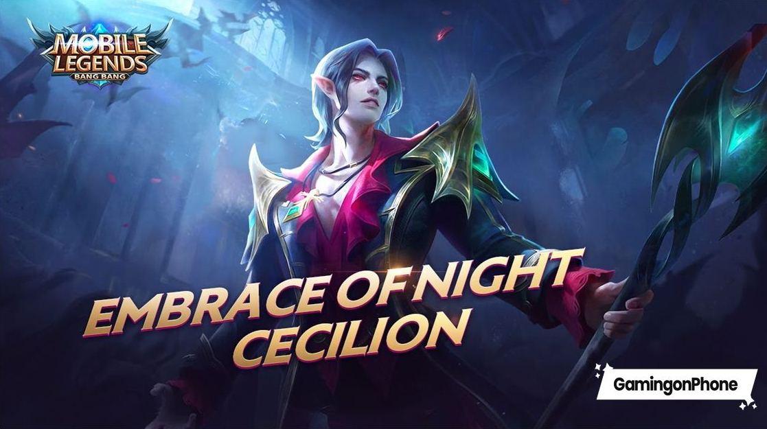 Mobile Legends Cecilion