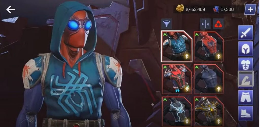 Marvel Realm of Champions first look, mroc