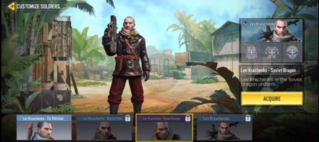 COD Mobile season 9, Call of Duty Mobile season 9, Lev COD Mobile