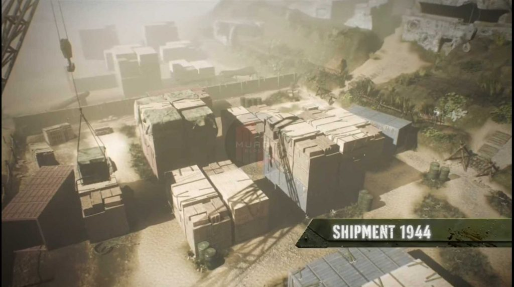 Shipment 1944