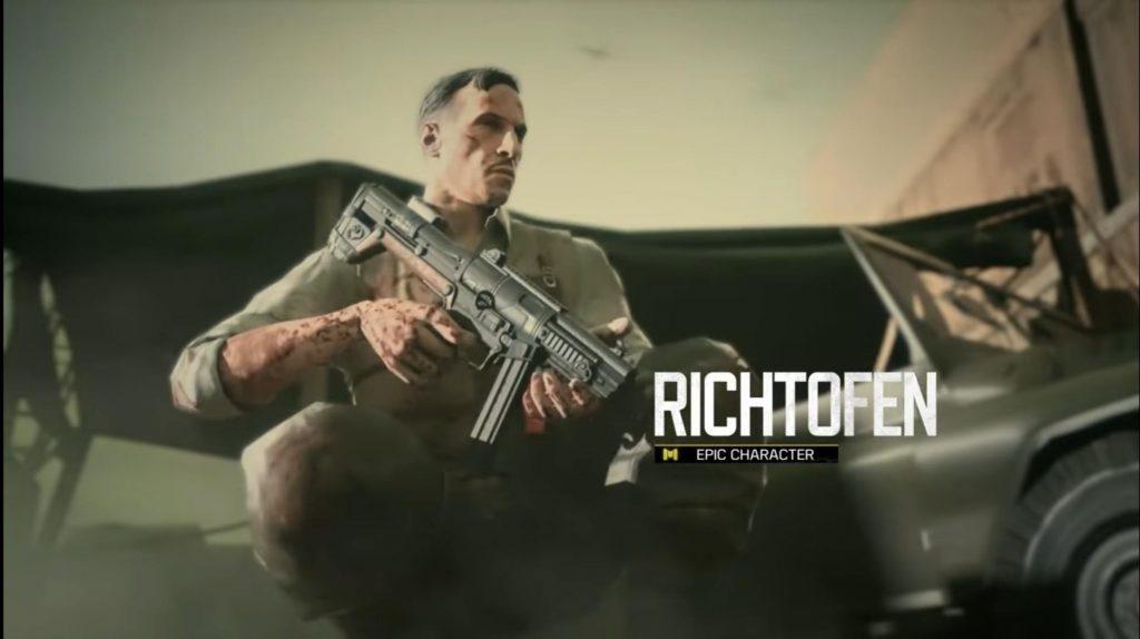 COD Mobile season 9, Call of Duty Mobile season 9, Richtofen COD Mobile