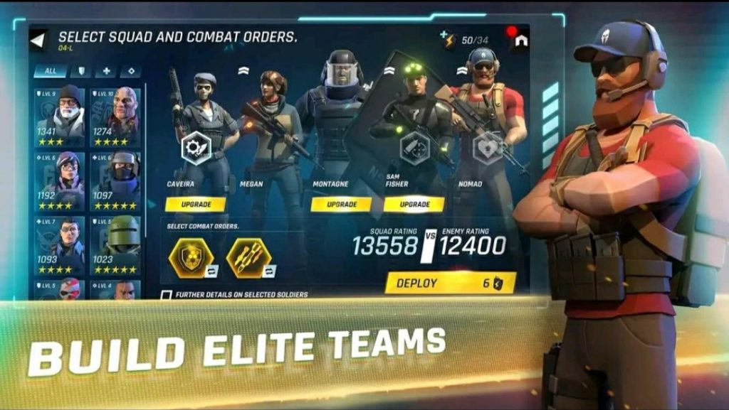 Tom Clancy's Elite Squad review