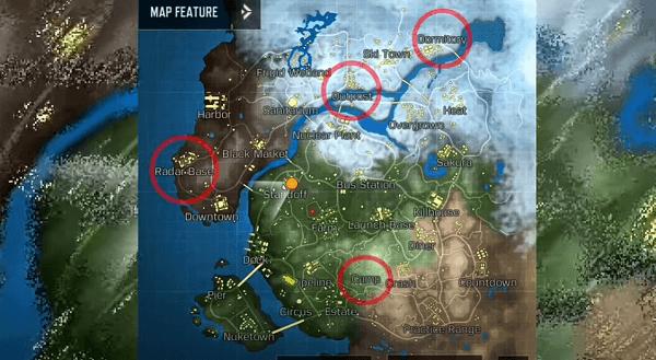 COD Mobile season 9, Call of Duty Mobile season 9, New areas in COD Mobile