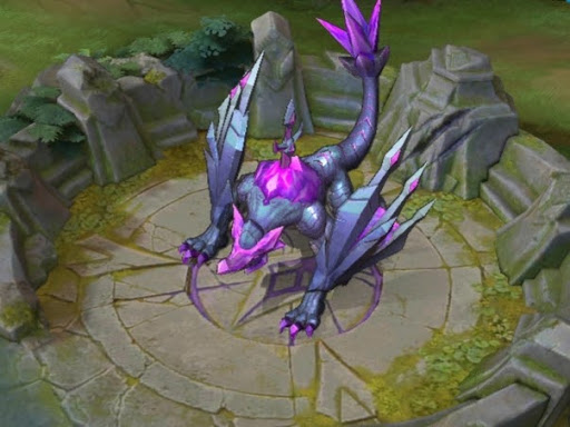 Abyssal Dragon in Arena of Valor