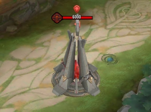 Arena of Valor objectives guide for Turrets