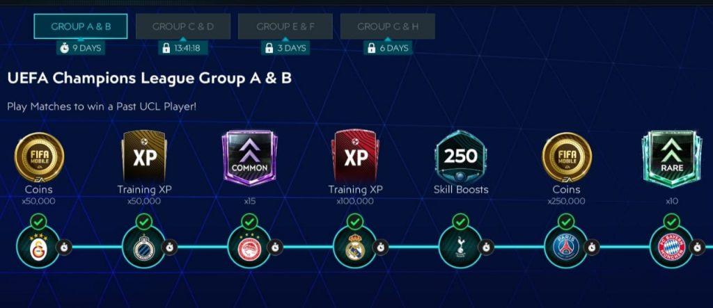 FIFA Mobile 20 Champions League FinalPrelude