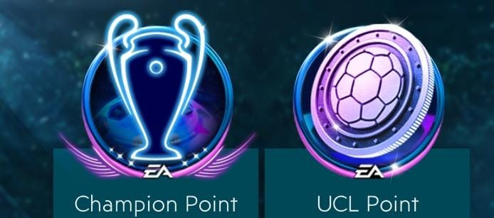 FIFA Mobile 20 Champions League Finals Currency