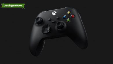 Xbos Series X controller