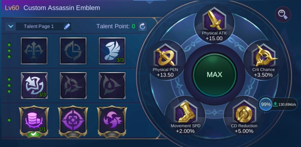Mobile Legends Freya Guide Best Emblem, freya