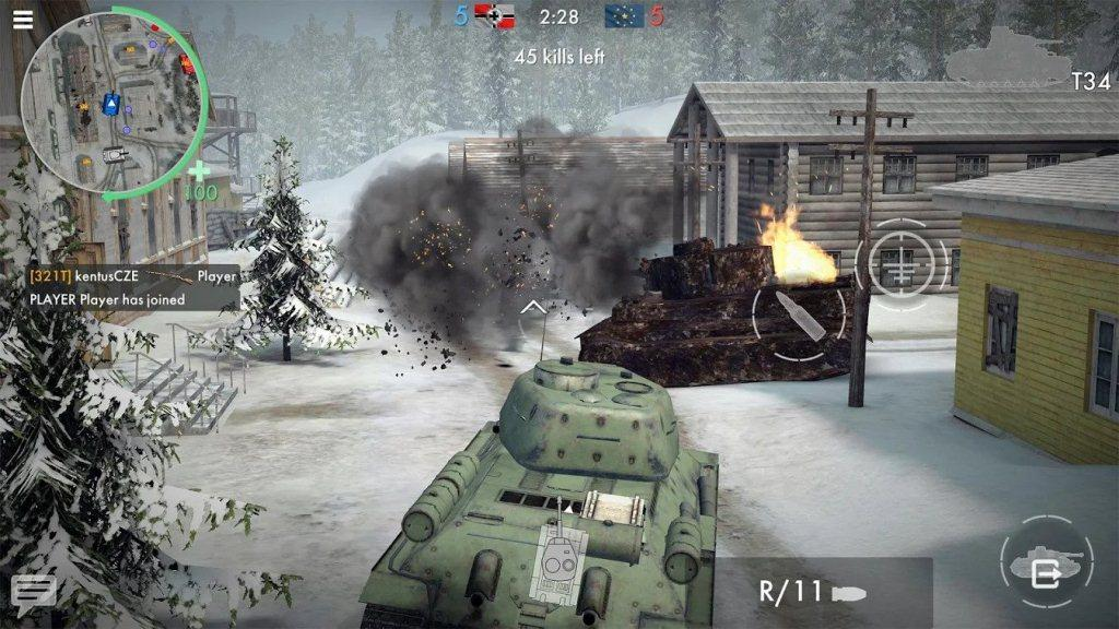 World War Heroes Guide Tanks