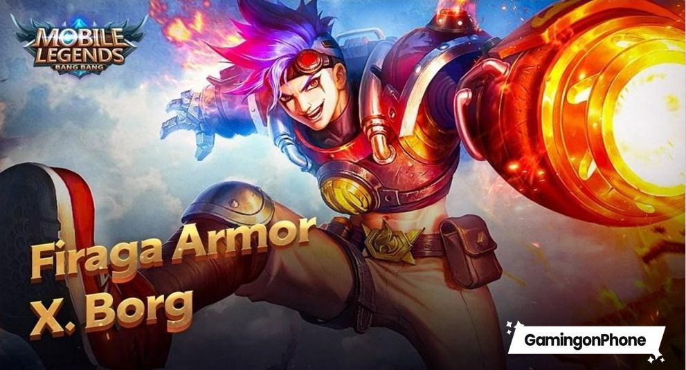 Mobile Legends X.Borg