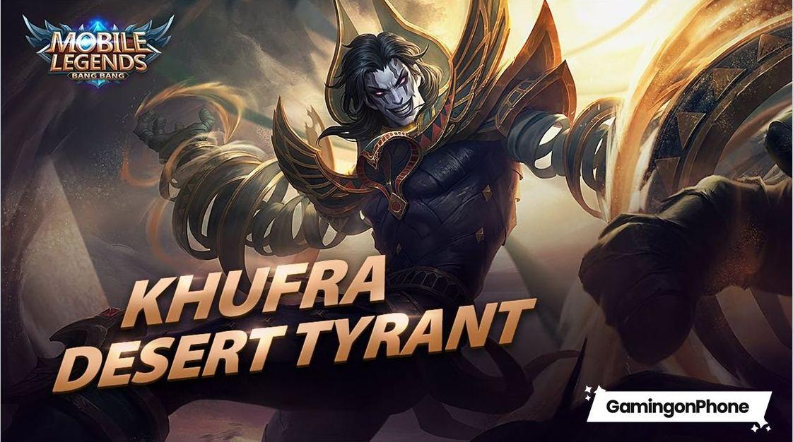 Mobile Legends Khufra