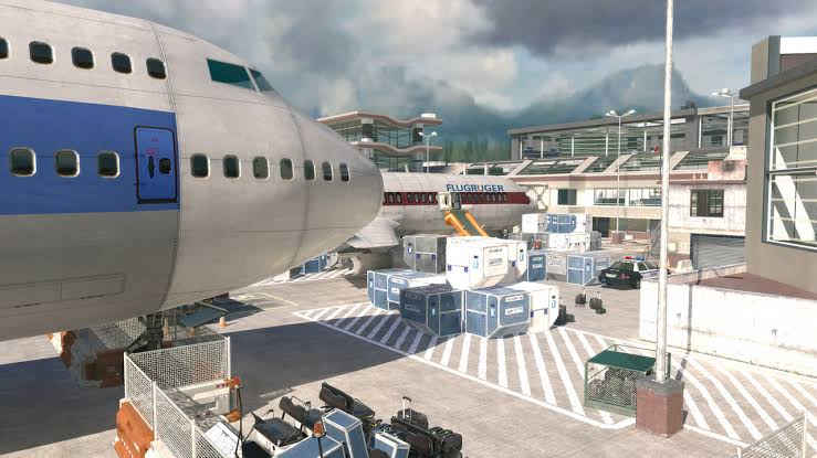 COD Mobile Terminal Map,  Terminal map Call of Duty Mobile