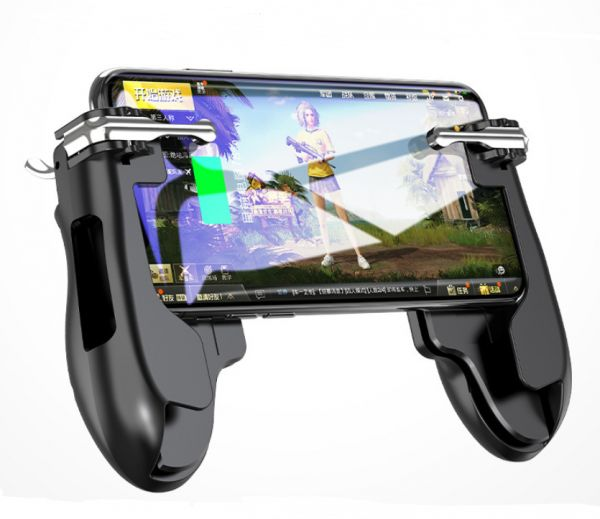 Mobile grip for PUBG Mobile, 5 best PUBG Mobile accessories