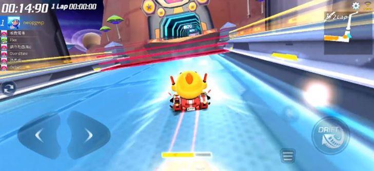 Speed boosts KR R+