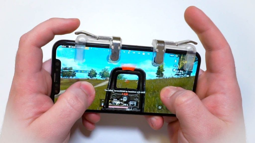 Triggers for PUBG Mobile, best 5 PUBG Mobile accessories