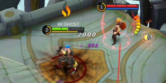 Mobile Legends X.Borg Guide Passive Skill